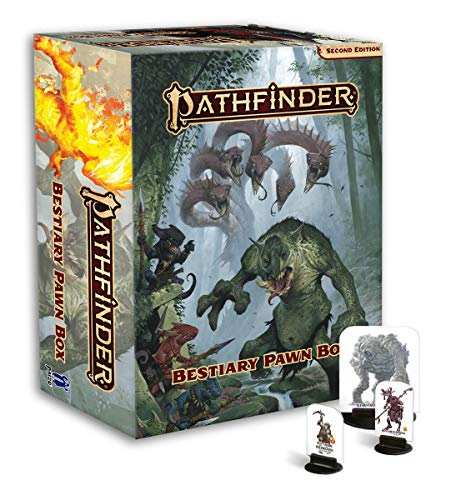 Pathfinder Pawns - Bestiary Pawn Collection P2