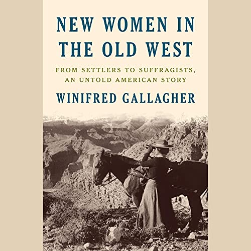 New Women in the Old West cover art