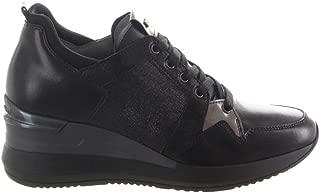 Nero Giardini Luxury Fashion Womens A908860D100 Black Sneakers | Fall Winter 19