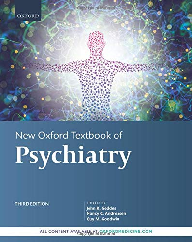 Compare Textbook Prices for New Oxford Textbook of Psychiatry 3 Edition ISBN 9780198713005 by Geddes, John R.,Andreasen, Nancy C.,Goodwin, Guy M.