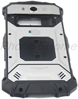 حافظات نصف ملفوفة - حافظة بطارية S60 + زر بصمة الإصبع الخلفي غطاء حماية خلفي للبطارية دوغي S60 5.2 بوصة RLJD-32880093109-003