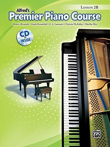Premier Piano Course Lesson Book, Bk 2B: Book & CD (Premier Piano Course, Bk 2B)