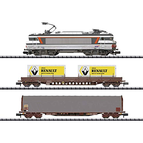 MiniTrix T11142 N Digital-Start-Set Güterzug der SNCF