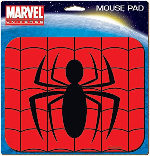 Ata-Boy Marvel Universe Spider Man Logo Mouse Pad