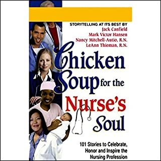 Chicken Soup for the Nurse's Soul cover art