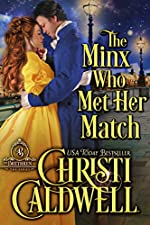 The Minx Who Met Her Match (The Brethren Book 4)