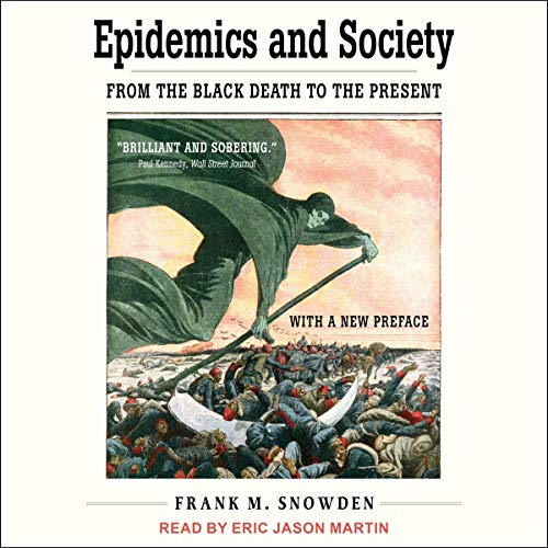 Epidemics and Society cover art