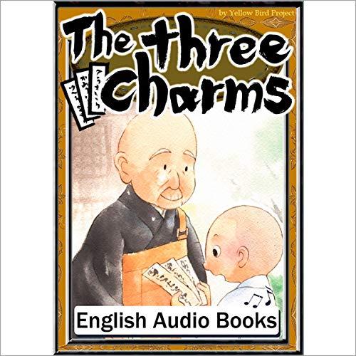 『The three Charms(三枚のおふだ・英語版)』のカバーアート