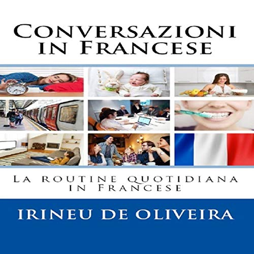 Conversazioni in Francese [Conversations in French] cover art