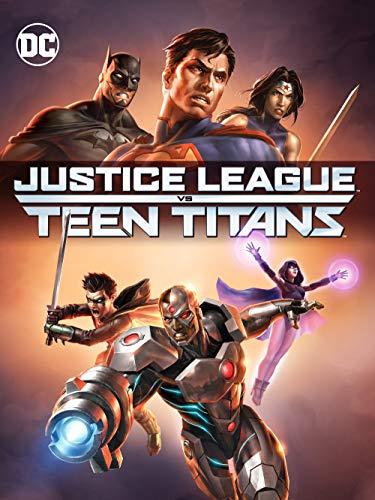 DC Justice League vs Teen Titans [dt./OV]