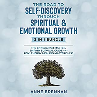 The Road to Self-Discovery Through Spiritual & Emotional Growth - 3 in 1 bundle cover art