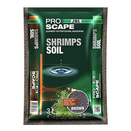 JBL Novopet Proscape Shrimpssoil Marron 3 L 5 Unidades 100 ml