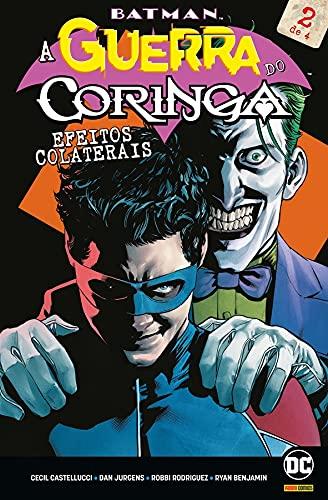 Batman: A Guerra do Coringa - Efeitos Colaterais Vol.2 (de 4)