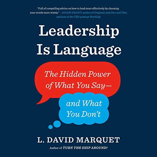 Couverture de Leadership Is Language