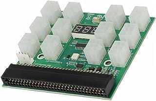 6pin Server Power Supply Breakout Board adapter omvandlare Nätaggregat Datorkomponenter för HP Server Dagliga elektroniska...