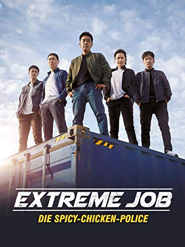 Extreme Job - Spicy-Chicken-Police