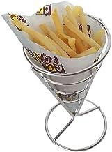 Lnspirational Gifts Decor Accessories Mini Fry Baskets Stainless Steel Fryer Basket Strainer Serving Food Presentation Fre...