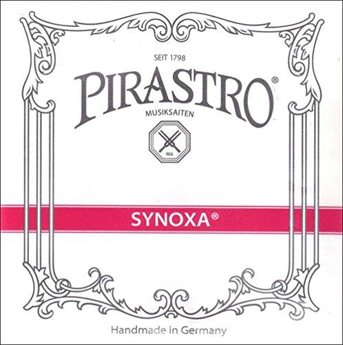 PIRASTROSynoxaシノクサバイオリン弦4本セット(E線:ループ)