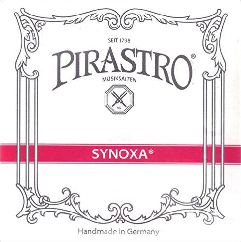 PIRASTRO Synoxa シノクサ バイオリン弦4本セット(E線:ループ)