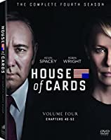House of Cards: The Complete Fourth Season [リージョン1]