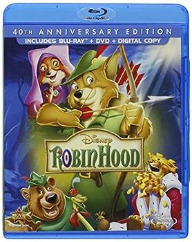 Robin Hood  40th Anniversary Edition  Blu-ray + DVD + Digital Copy
