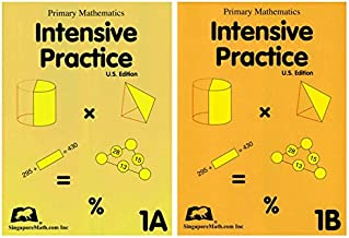 Primary Math Intensive Practice 1A and 1B