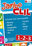 Jambo CLIL. Per la Scuola elementare. Con CD-Audio (Vol. 1-2-3)