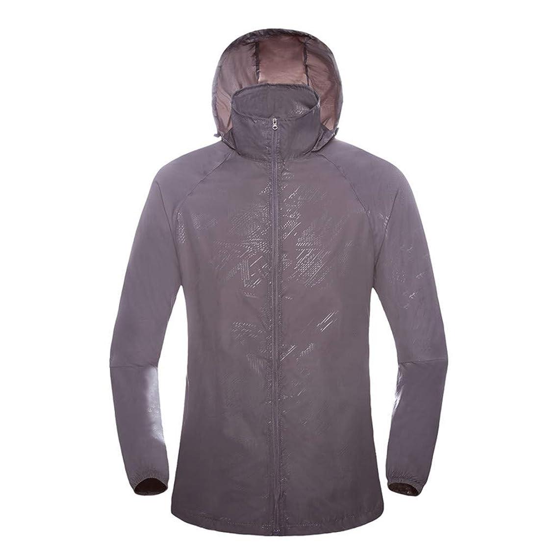 Women Men Jacket Outdoor Hooded Windproof Jackets Sports Ultra-Light Tops Quick Dry Windbreaker YQZB UV Protection Coat