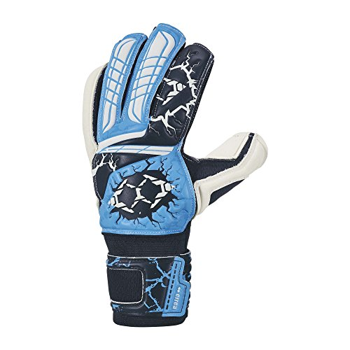 ERREA' Torwarthandschuhe Zero The Wall Junior (Cyan/Bianco/Nero, 6.5)