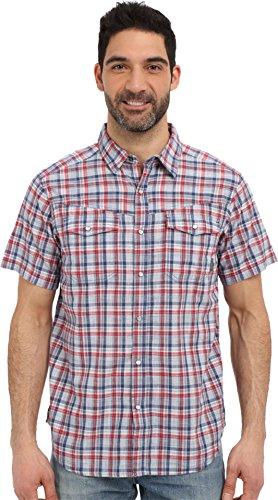 Columbia Men's Leadville Ridge Short-Sleeve Shirt