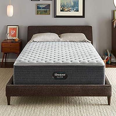 Beautyrest Silver BRS900-C 14 inch Extra Firm Innerspring Mattress, King, Mattress Only