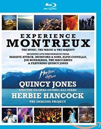 Experience Montreux - The music, the magic & the majesty(3D+2D)
