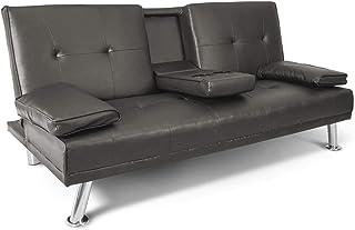 TOPLIVING Sofa Cama Varias Posiciones Sillon Minimalista Mod