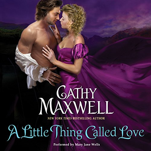 A Little Thing Called Love audiobook cover art