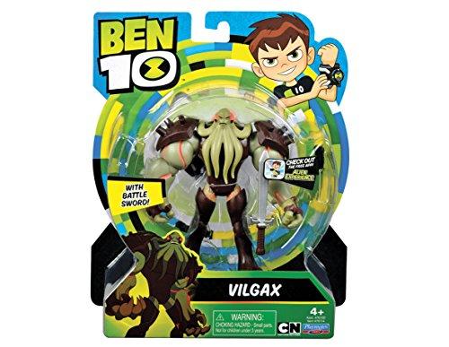 Ben 10 - Action Figure - Genitore, plastica