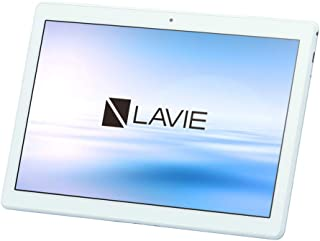 NEC 10.1型タブレットパソコン LAVIE Tab E TE410/JAW[Android OS/メモリ 2GB/ストレージ 16GB/Wi-Fiモデル] PC-TE410JAW