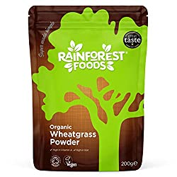 New Zealand Wheatgrass is widely regarded as the most nutritious wheatgrass in the world. High in Vitamin A, C and Folic acid, and a source of Chlorophyll. Dairy Free - GMO Free - Soya Free - Yeast Free Gluten Free No Preservatives Certified organic ...