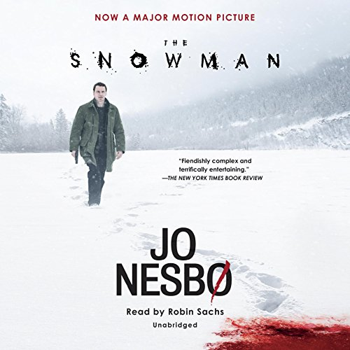 The Snowman audiobook cover art