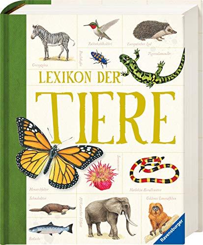 Lexikon der Tiere (Ravensburger Lexika)