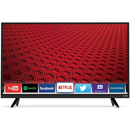 VIZIO 48' 1080p Smart LED TV E48-C2 Refresh Rate: 120Hz , LED (Full Array), Smart Functionality w/ Vizio Internet Apps Plus