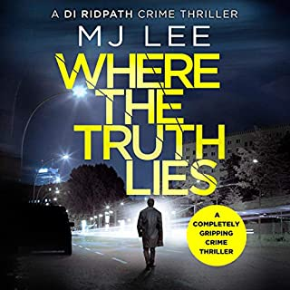 Where the Truth Lies: A Completely Gripping Crime Thriller  cover art