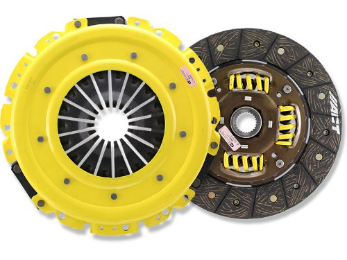 ACT LE1-HDSS HD Pressure Plate with Performance Street Sprung Clutch Disc :