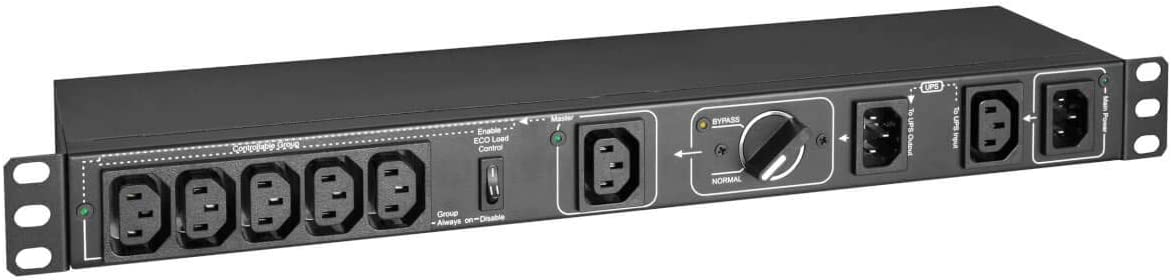 Tripp Lite Don't miss the campaign PDU Hot Swap with Ranking TOP10 Manual C13 10A 2 6 Bypass 200-240V