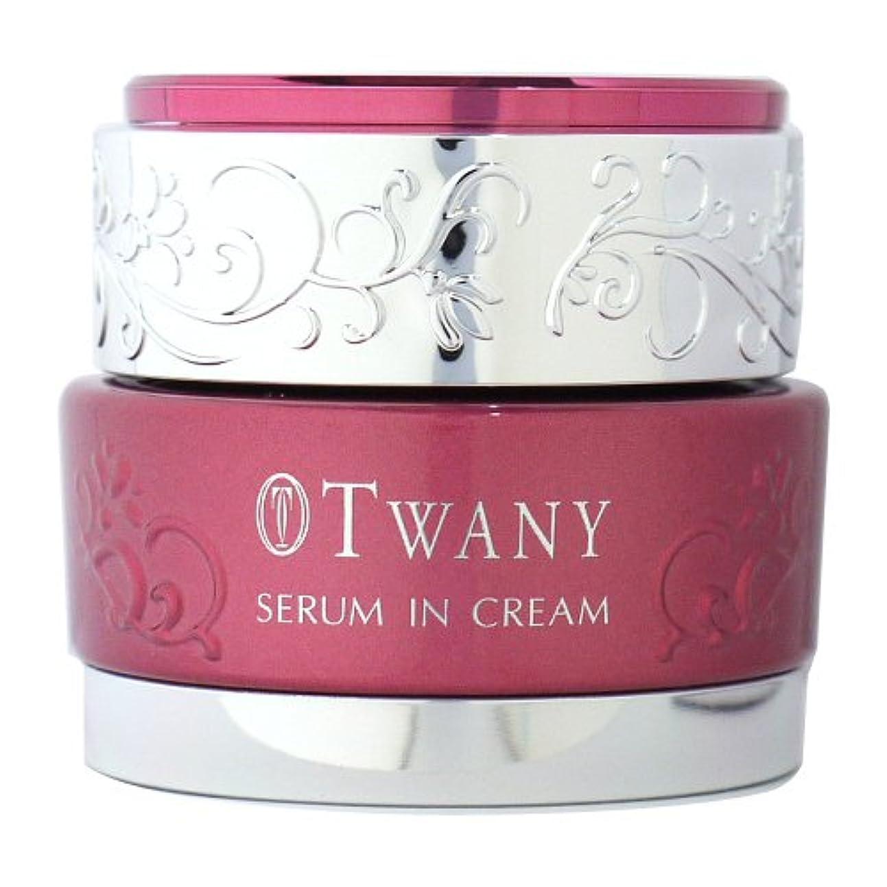 一般的な本当のことを言うとうめきカネボウ トワニー TWANY セラムインクリーム 30g