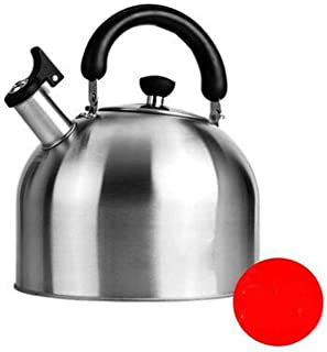 LJBH Choose A Gorgeous Kettle Teapot, Stainless Steel Kettle Teapot, Capacity 3L/4L/5L/ For Gas/electric/induction Furnace...