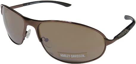 Harley-Davidson Hds 612 Mens Designer Full-rim 100% UVA & UVB Lenses Spring Hinges Sunglasses/Sun Glasses