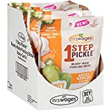Mrs. Wages 1 Step Pickle Spicy Garlic Ready-Made Pickling Mix (VALUE PACK of 6)
