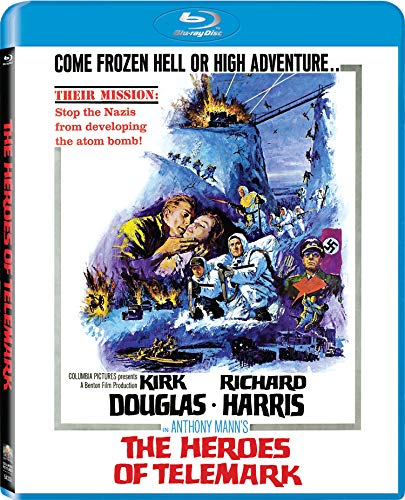 The Heroes of Telemark [Blu-ray]