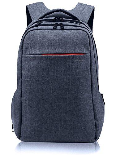 Norsens Leichter Laptop-Rucksack, 39,6 cm (15,6 Zoll), für Laptop/Notebook/Computer blau grau/blau 15.6 inch notebook backpack