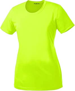 Clothe Co. Ladies Short Sleeve Moisture Wicking Athletic Shirt